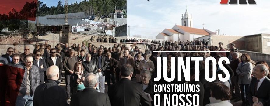 Construção Civil: Obra Complexo Pastoral e Paroquial de Colmeias